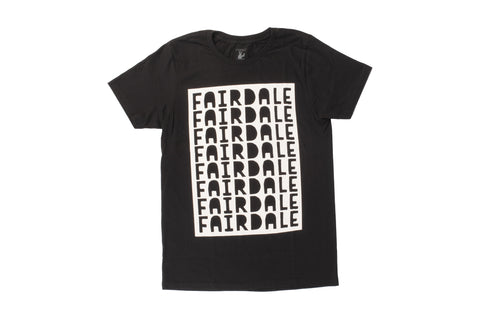 Fairdale Cut-Out Tee (Black)