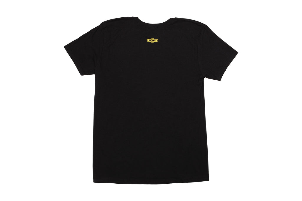 Sunday Pipeline Tee (Black)