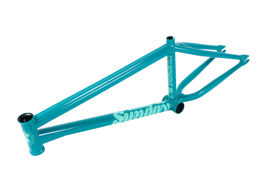Sunday Soundwave v3 Frame (Billiard Green)