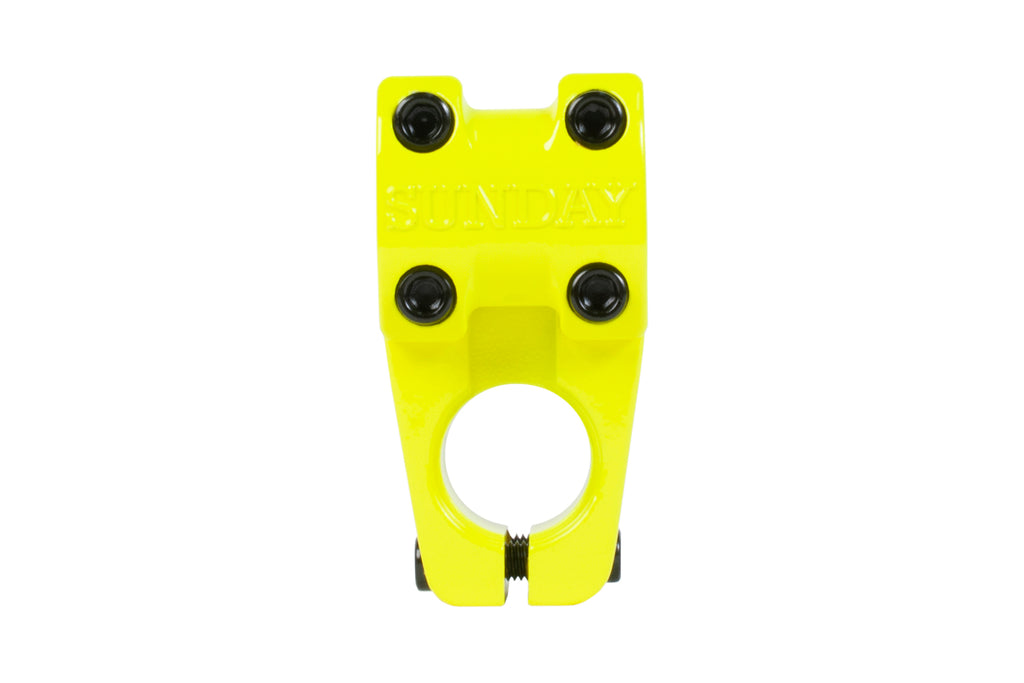 Sunday Freeze Top Load Stem (Fluorescent Yellow)