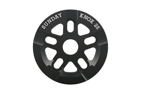 Sunday Knox Sprocket (Black)