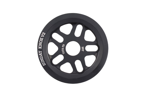 Sunday Knox v2 Sprocket (Black)