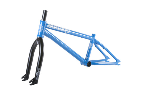 "Radocaster 18"" Frame and Fork Kit (Military Blue)"