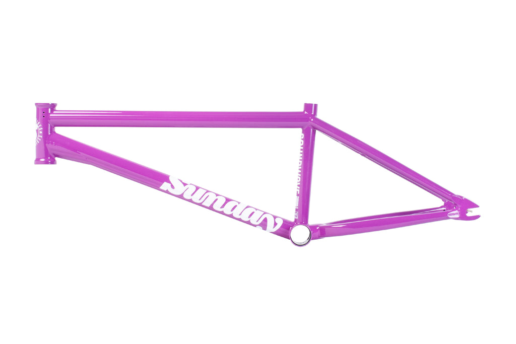 Sunday Soundwave v3 Frame (Paisley Purple)