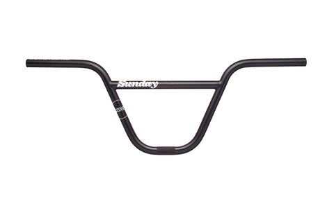 "Sunday Discovery 9.25"" Bar (Rust Proof Black)"