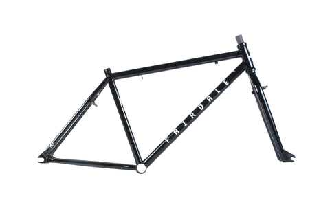"Fairdale Taj 26"" Frame and Fork Kit (Black)"