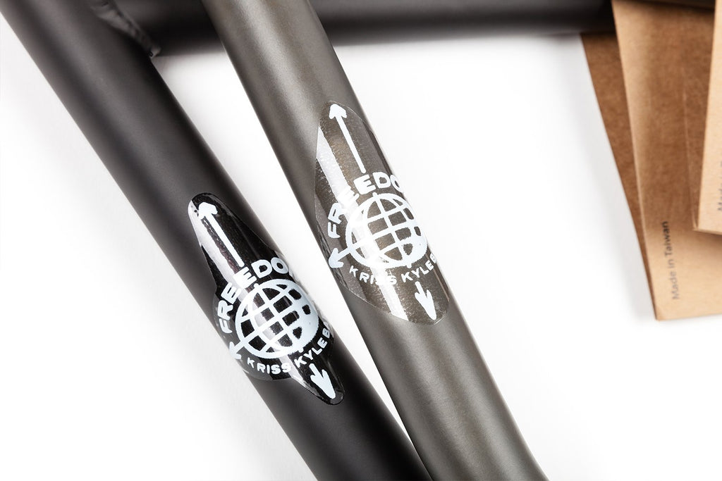 BSD Freedom Bars - Kriss Kyle Signature (Flat Black or Flat Raw)