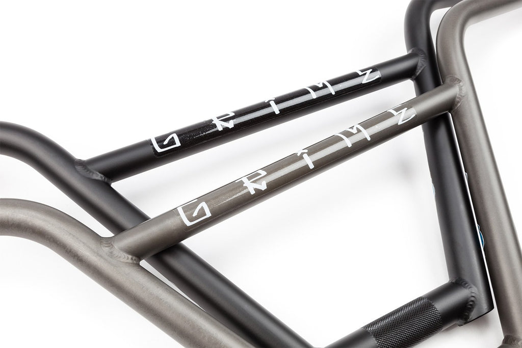 "BSD Grime 9.5"" 4pc Bar (Flat Black or Flat Raw)"