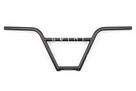 "BSD Grime 9"" 4pc Bar (Flat Black or Flat Raw)"