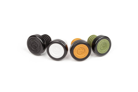 BSD M-Cap Bar Ends (Various Colors)