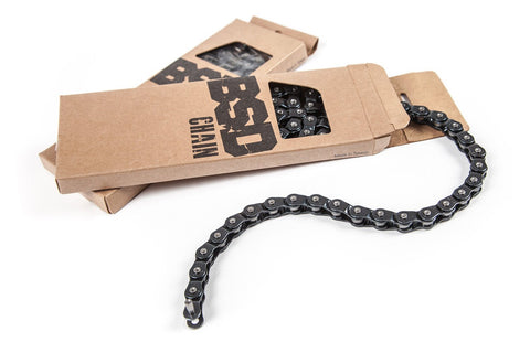 BSD 1991 Halflink Chain (Black or Chrome)