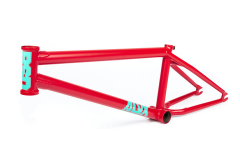BSD ALVX AF Frame (Alex Donnachie Signature - Flat Red)