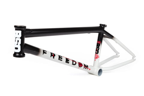 BSD Freedom Frame (Black/White Fade)