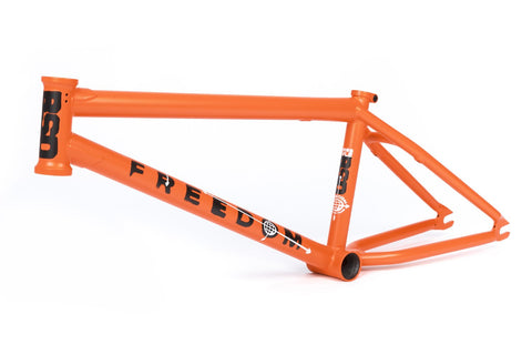 BSD Freedom Frame (Lava Orange)