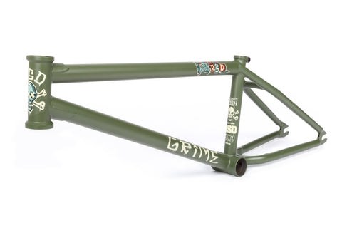 BSD Grime Frame (Military Green)