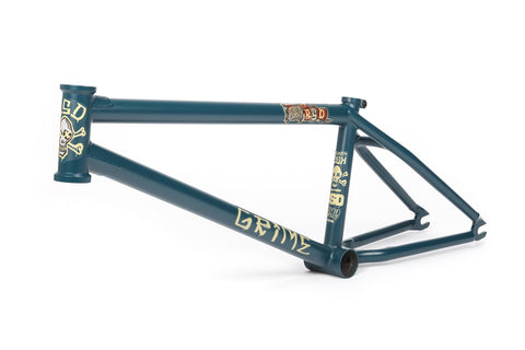 BSD Grime Frame (Dirtbag Blue)