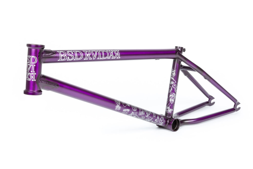 BSD Raider Frame (Space Ghost Purple)