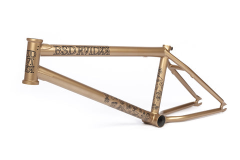 BSD Raider Frame (Golden Haze)