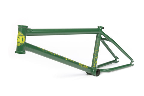 BSD Safari Frame (Super Green)