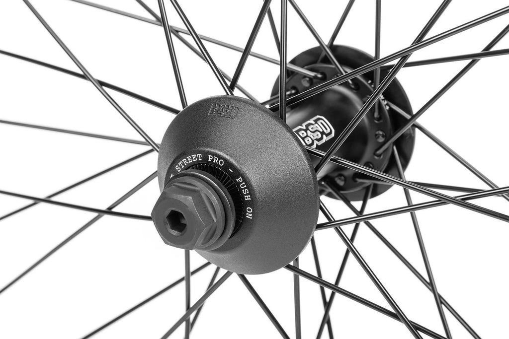 BSD Jersey Barrier Front Street Pro Hub Guard (Press On)