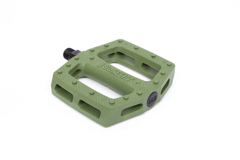 BSD Jonesin' PC Pedals (Surplus Green)