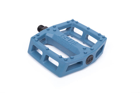 BSD Safari Pedals (Steel Blue)