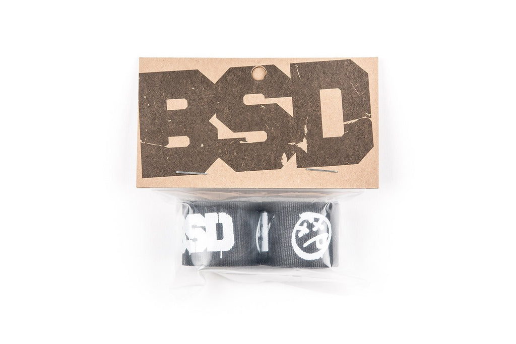 BSD Rim Strips (Black or Carbon Gray)