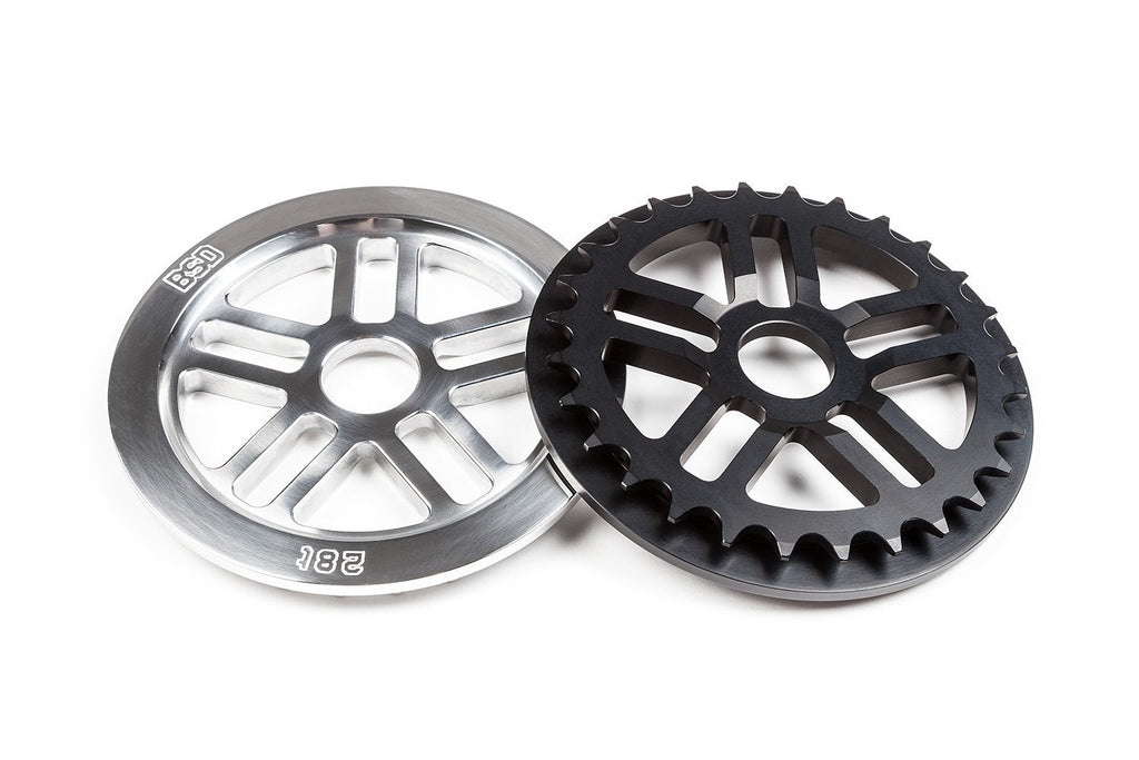 BSD Guard Sprocket (Black or Polished)