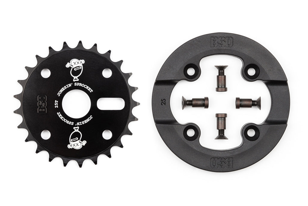 BSD Jonesin' Sprocket (Black)