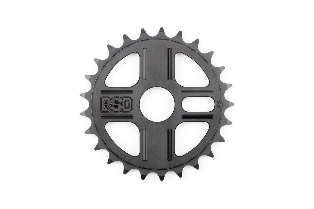 BSD TBT Sprocket (Black or Polished)