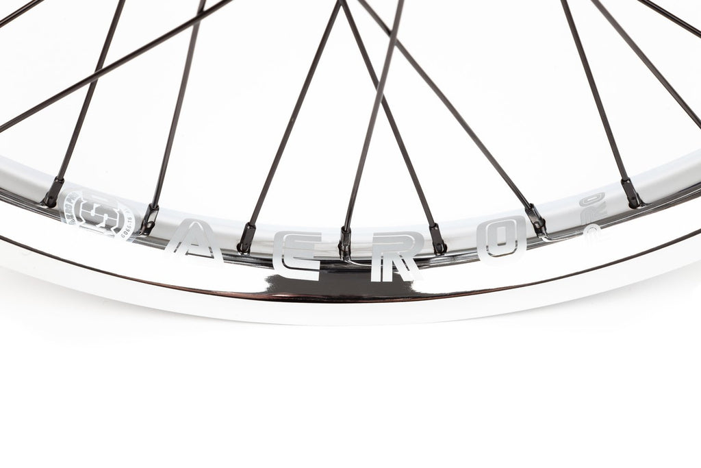 BSD Swerve + Aero Pro Rear Wheel (Chrome)