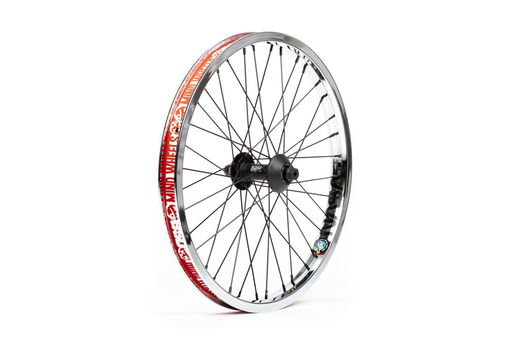 BSD Front Street Pro Mind Wheel (Chrome)