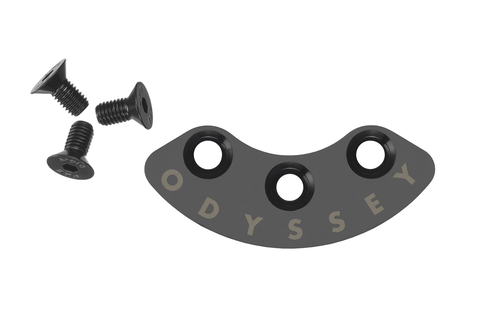 Odyssey HalfBash Guard and Bolts