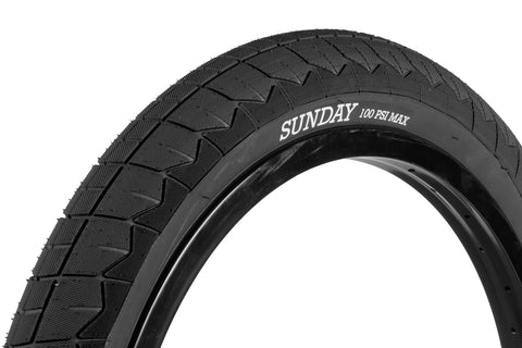 "Sunday Current v2 20"" Tire (Black)"