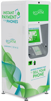 Smartphone-Recycling with ecoATM
