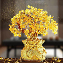 Load image into Gallery viewer, Citrine Money Tree