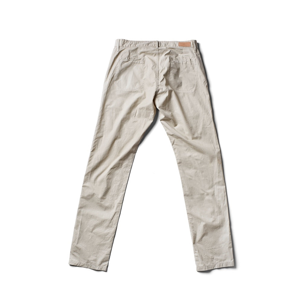 Independent Slim Feather Pant - Silver