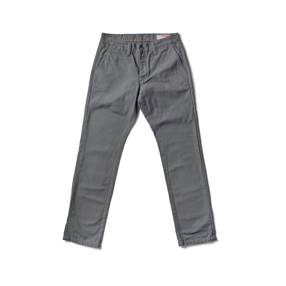 Foundation Canvas Pant - Gravel
