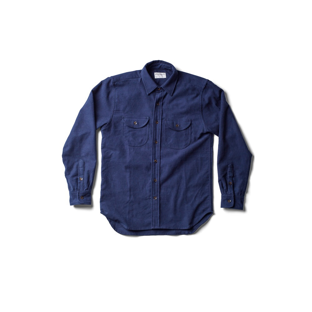 Walsh Work Shirt - Navy