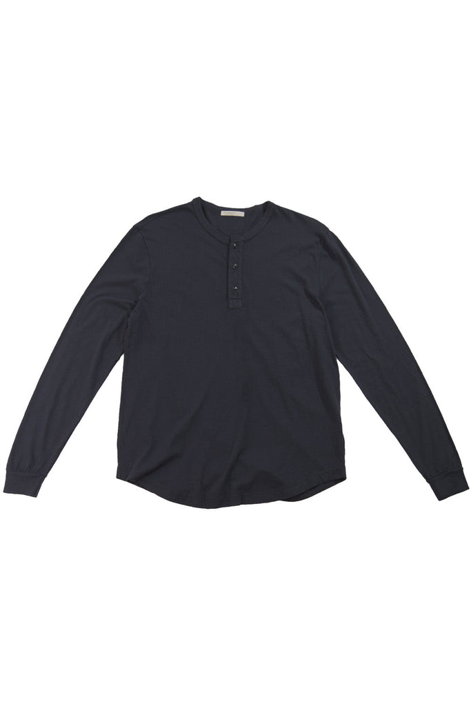 G&S Henley - Navy