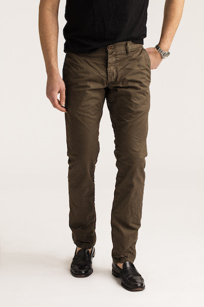 Independent Slim Pant - Loden
