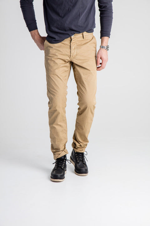 Independent Slim Feather Pant - US Khaki