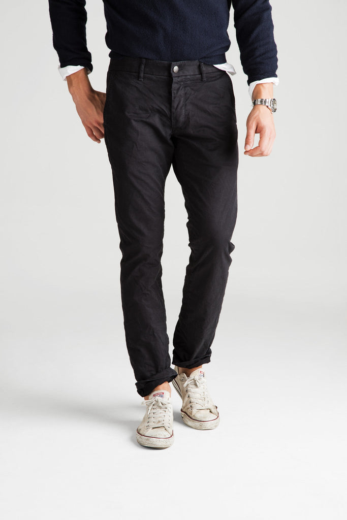Independent Slim Pant - Black