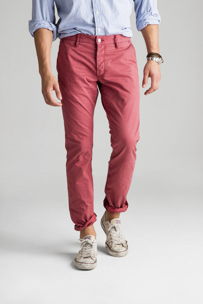 Independent Slim Pant - Newport Red
