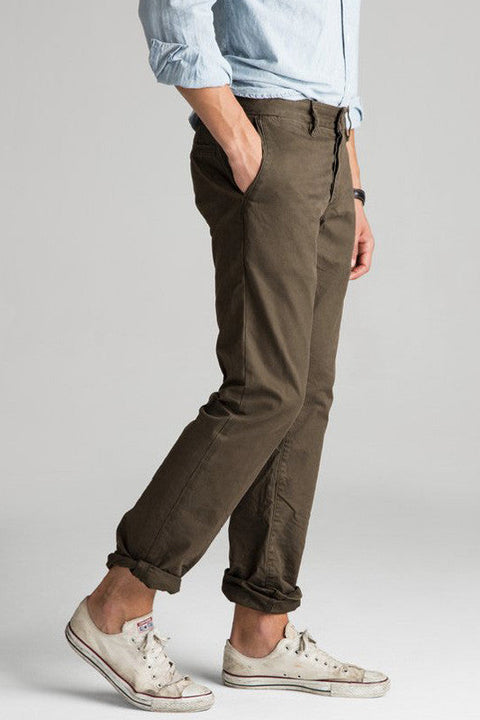 Legend Straight Pant - Loden