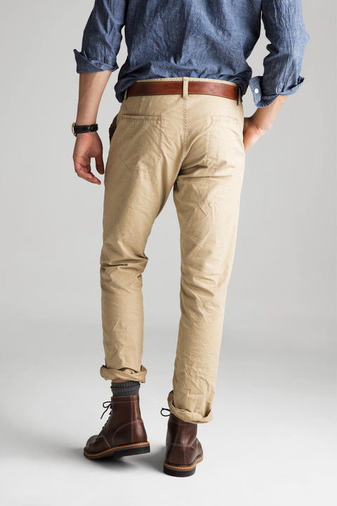 Legend Straight Pant (Zip Fly) - Ghurka