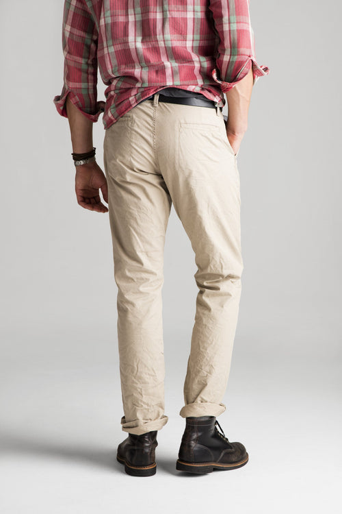 Legend Straight Pant - Khaki