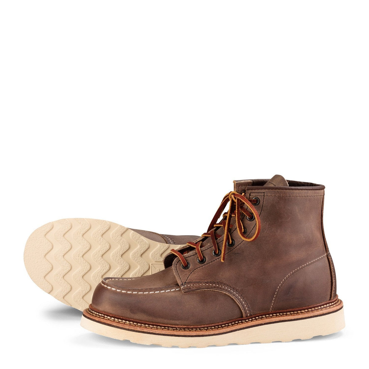 Classic Moc w/ Footbed No. 8883 - grown&sewn