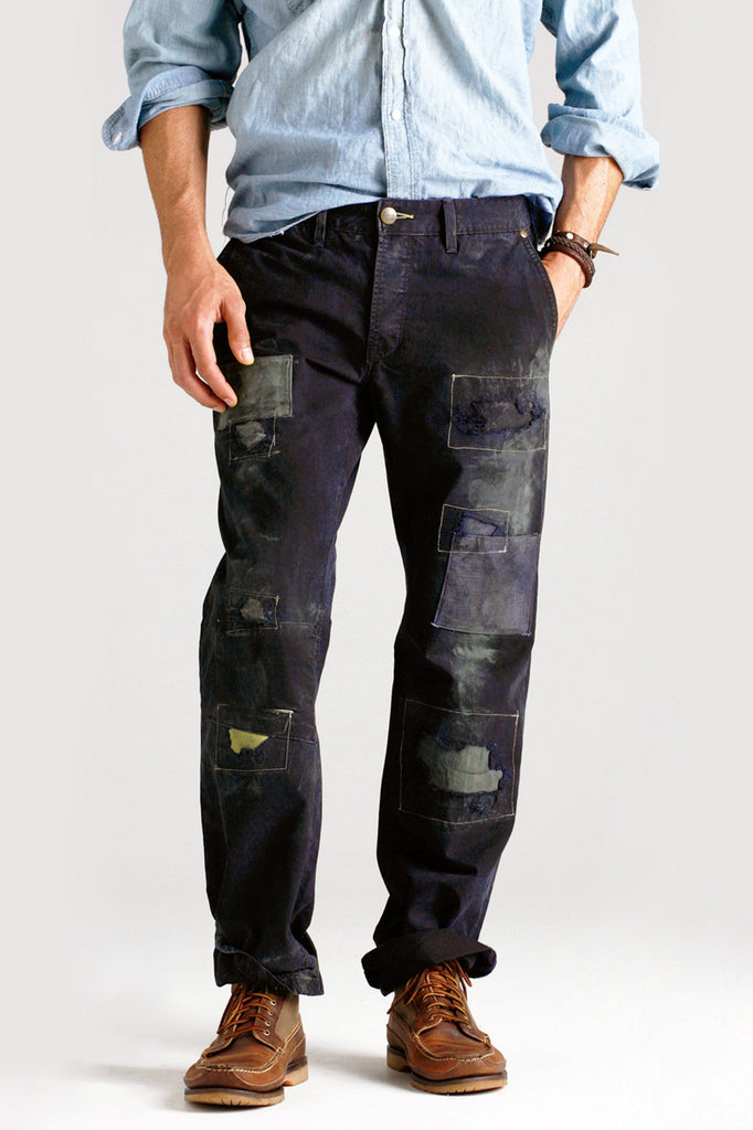 Foundation 100 Year Pant - Navy