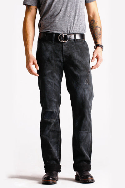 Foundation Straight Pant - WW Black